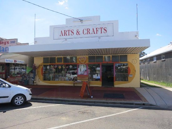 Crows Nest Community Arts & Crafts Inc