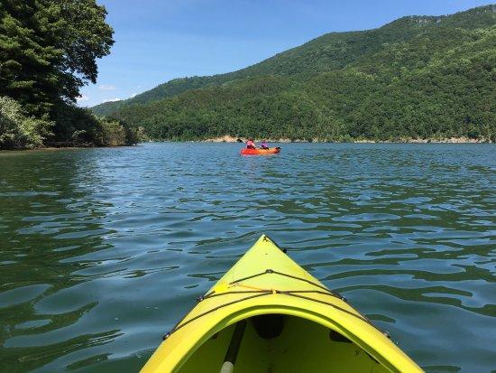 Covington, VA: Tandem kayak rental