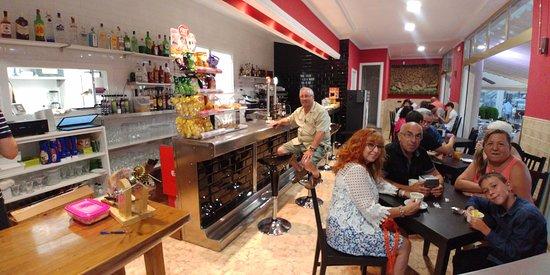 Bar la ponderosa pineda de mar restaurant bewertungen for Restaurant pineda de mar
