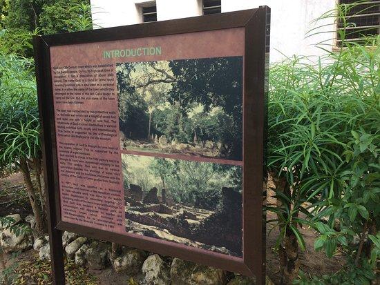 Gede, Kenia: 古蹟介紹