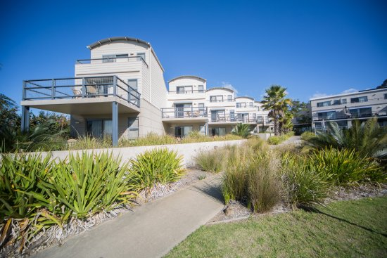 Batehaven, Αυστραλία: Corrigans Cove resort Batemans bay