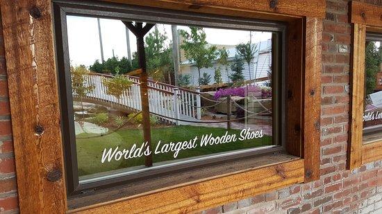 Casey, IL: Wooden Shoes