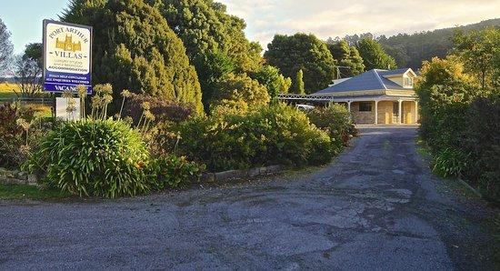 Port Arthur Villas Tripadvisor