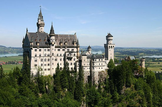 Skip-the-Line: Neuschwanstein Castle...