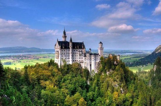 Skip the Line: Neuschwanstein Castle...