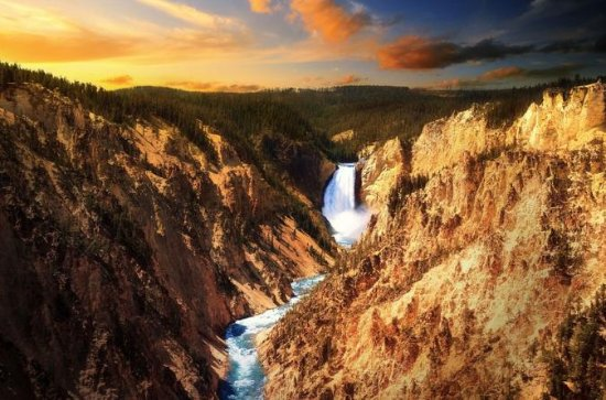 Yellowstone National Park and...