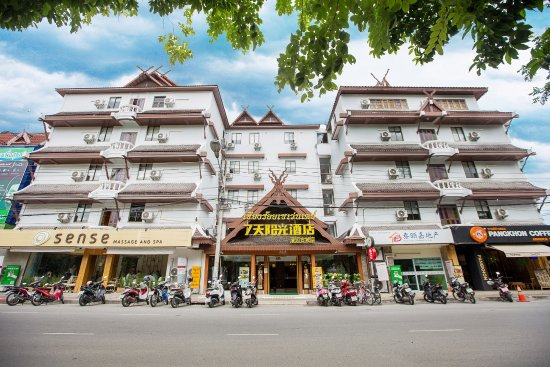 7 days inn case Read 32 genuine guest reviews for 7 days premium malacca english (united states) book online or call 866-539-0036 this call is free 24 hours a day 7 days a week.