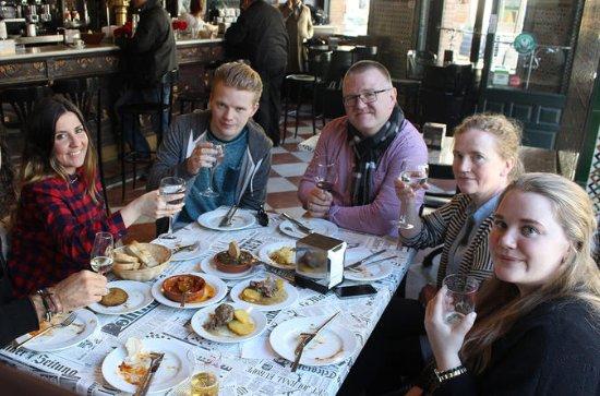 Seville Gourmet Tapas-Tasting Tour in...