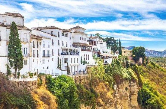 Transfert privé de Séville à Malaga...