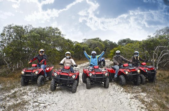 Waitpinga Bauernhof Quad-Bike Tour