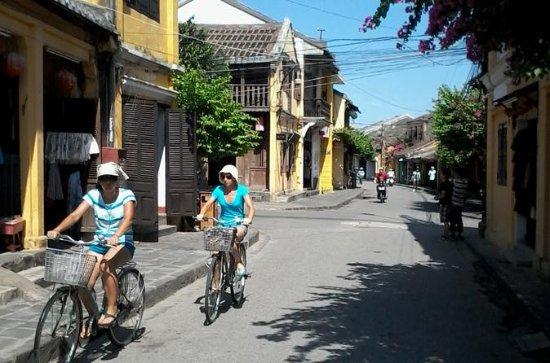 Tour de la ciudad de Hoi An de día...