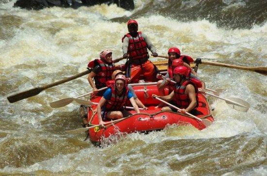 White Water Rafting Halvdagstur i ...