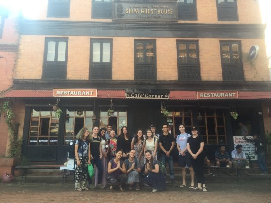 Shiva Guest House1 & 2: National Geographic student expedition June 2017