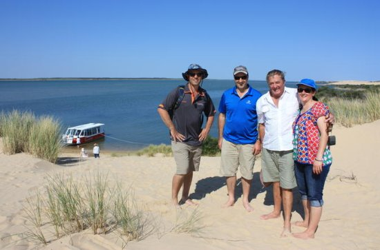 Coorong National Park Wildlife Cruise...