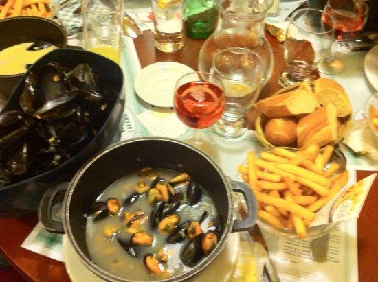 20170526 161645 photo de l on de bruxelles paris porte maillot paris tripadvisor - Restaurant fruit de mer porte maillot ...