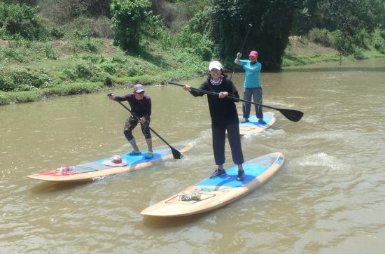 Small-Group Stand Up Paddle Boarding...