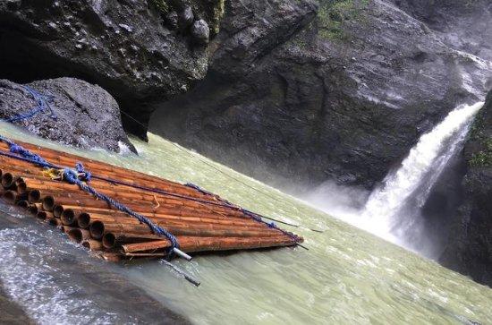 Pagsanjan Falls de Manille