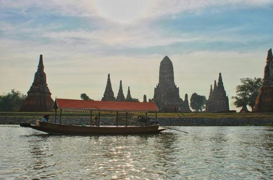 Temples of Ayutthaya Day Tour from...