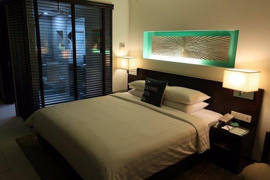 Hotel Jen Male: nice modern room
