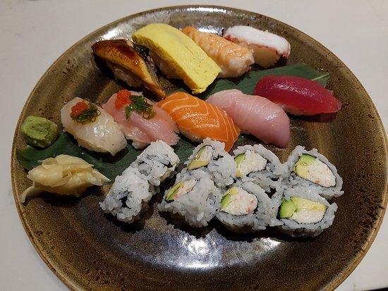 Katsuya: Combination Plate