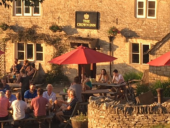 The Crown Inn: Great place to spend a little down time!!