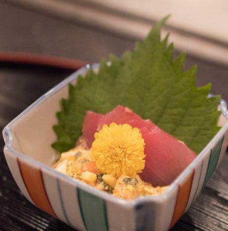 Fiesta Resort & Spa Saipan: Mai Teppanyaki sashimi