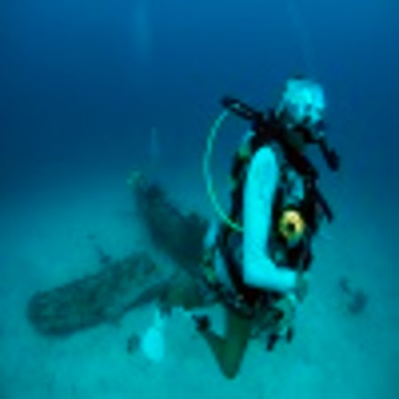 Diving with Airacobra in the Solomon Islands