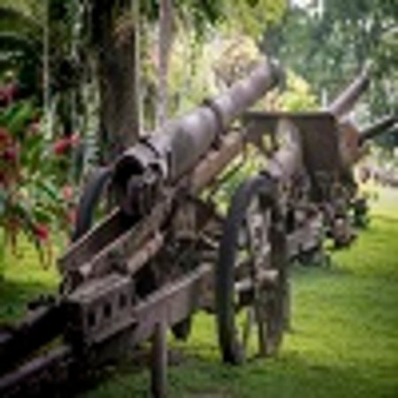 Solomon Islands: World War II History in Vila War Museum
