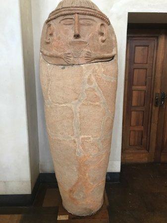 Rockefeller Archeological Museum: Exhibit