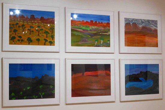 Flinders university art museum city gallery for 108 north terrace adelaide sa 5000