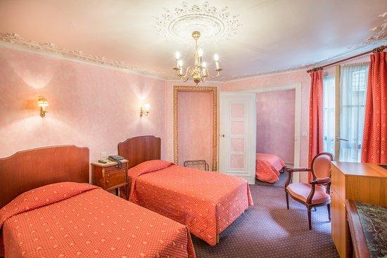 Foto de Hotel Prince Albert Louvre