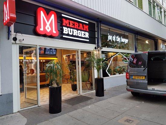 Meram burger slotermeer amsterdam picture of meram for Meram restaurant amsterdam