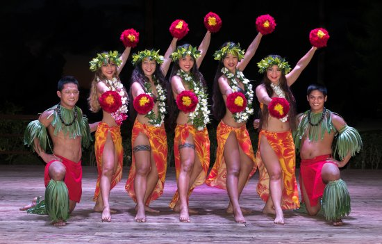 Fiesta Resort & Spa Saipan: Saipan's Best Cultural & Dance Show - Polynesian/Tahitian dances