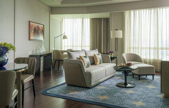 Four Seasons Hotel Macau, Cotai Strip: Executive Suite