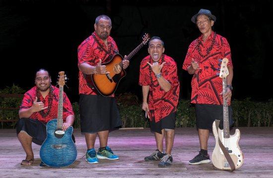 Fiesta Resort & Spa Saipan: Saipan's Best Cultural & Dance Show - the Band!