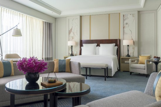 Four Seasons Hotel Macau, Cotai Strip: Junior Suite