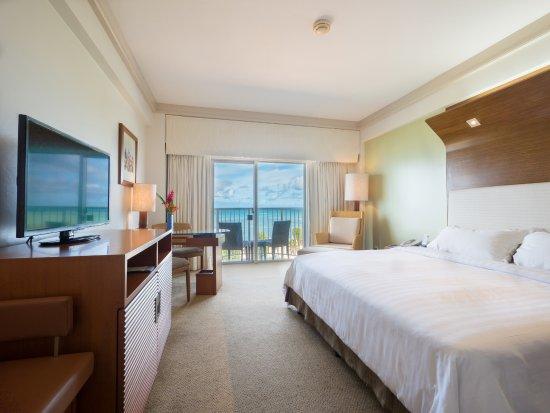 Fiesta Resort & Spa Saipan: Ocean View King