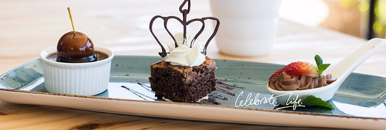 Magaliesburg, South Africa: Chocolate Brownie