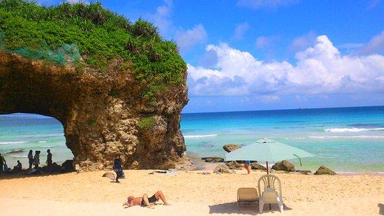 Hasil gambar untuk sunayama beach okinawa