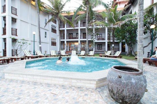 Novela Muine Resort & Spa: jazuzzi