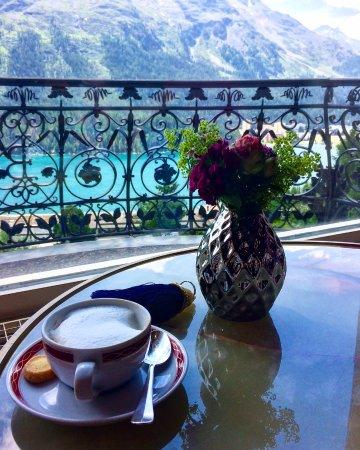 Kulm Hotel St. Moritz ภาพถ่าย