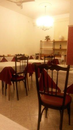Hotel Villa dei Platani : Dinner room