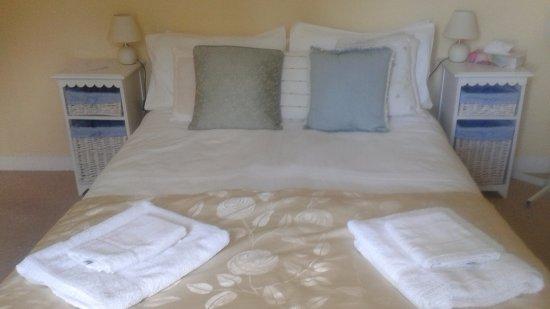 Vessey, France: Une des chambres