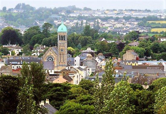Clonmel Town In The Republic Of Ireland