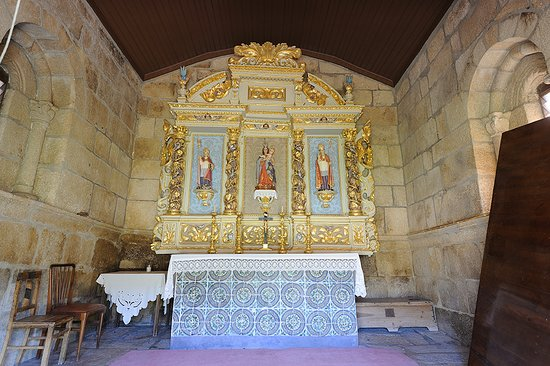 Chapel of Our Lady of Deliverance of Fandinhães