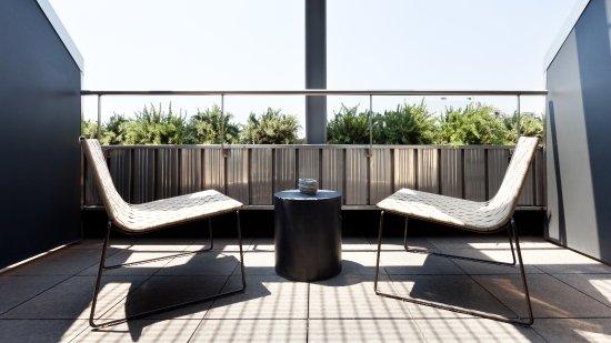 hotel royal passeig de gracia superior terrace