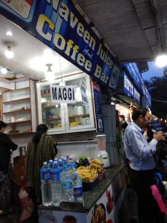 Naveen Juice & Coffee Bar