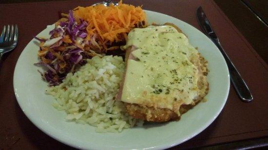 Fortín Cataratas: Boa comida, bem temperada