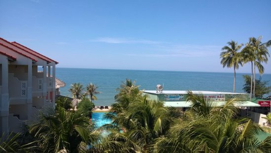 Grace Boutique Resort: View from the terrace