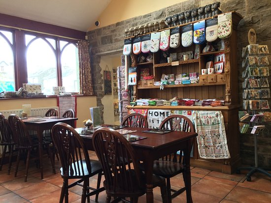 Orton, UK: Coffee shop